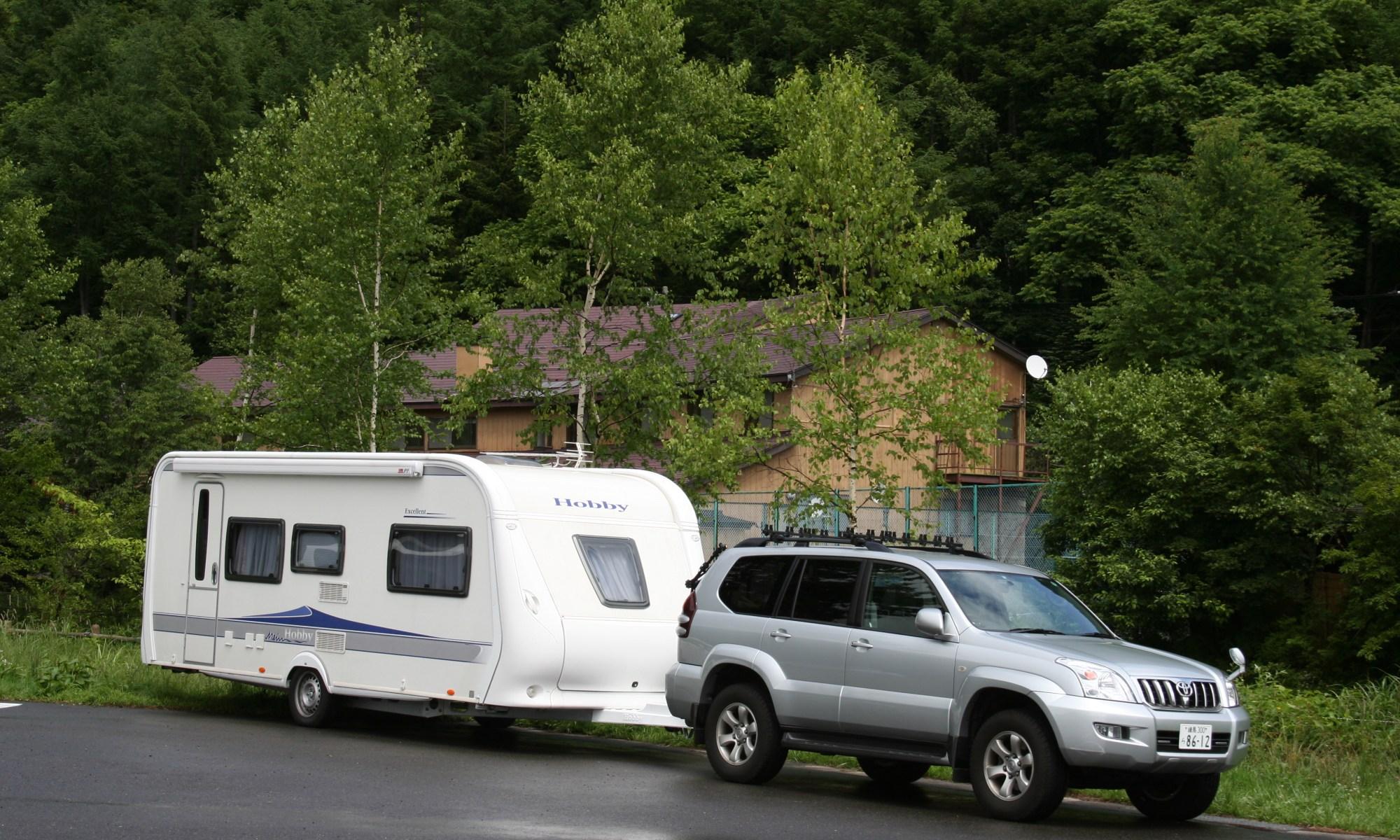 hobby, 540kmfe, camping trailer, trailer, caravan, toyota, landcruiser, 120 prado, トヨタ, ランドクルーザー, プラド, キャンピングトレーラー, キャラバン, トレーラー,