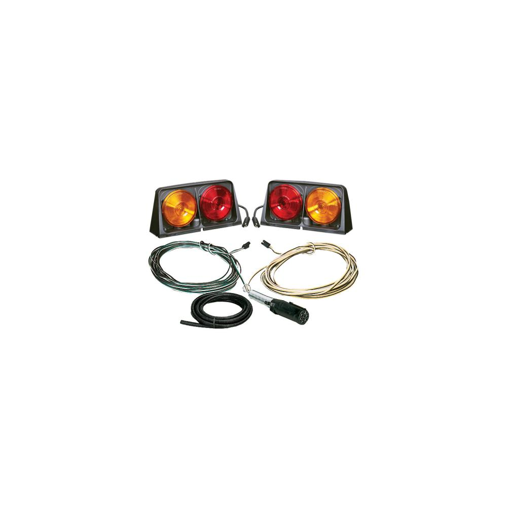 Wesbar Agriculture AG Light Kit Complete Driver and
