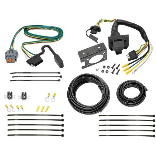 small resolution of 7 way rv trailer wiring for 05 17 nissan frontier 05 15 xterra 05 07 pathfinder