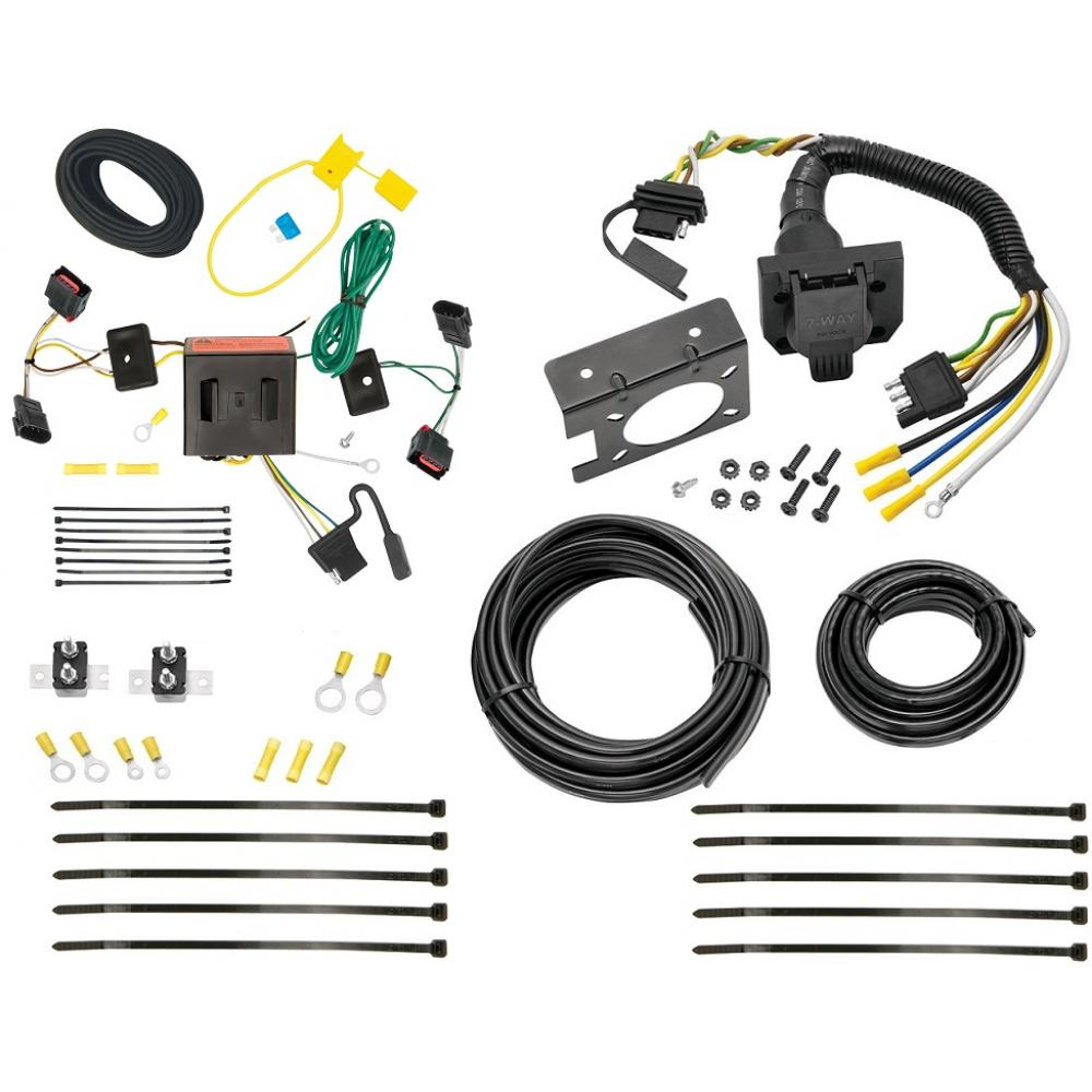 hight resolution of 08 10 dodge grand caravan chrysler town country 08 17 jeep patriot caliber 7 way rv trailer wiring