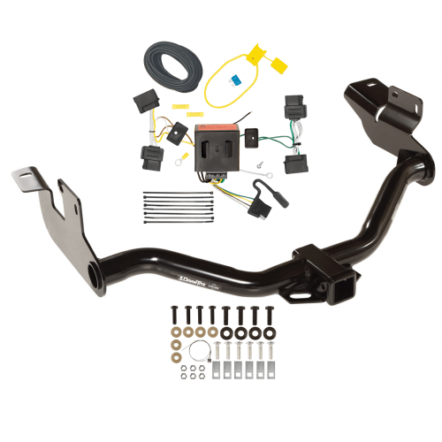 small resolution of trailer tow hitch for 08 12 ford escape mazda tribute 05 11 mercury mariner w wiring harness kit