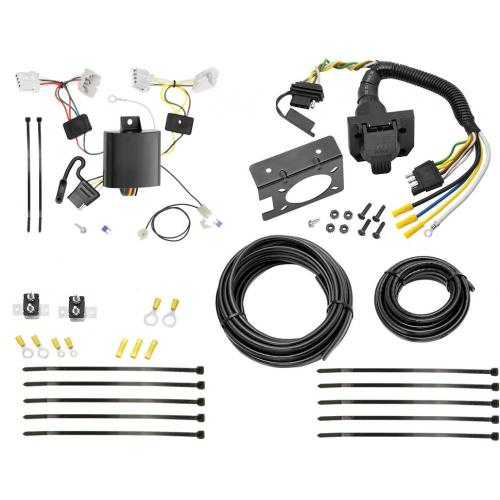 small resolution of 7 way rv trailer wiring for 09 14 nissan murano plug prong pin brake control ready