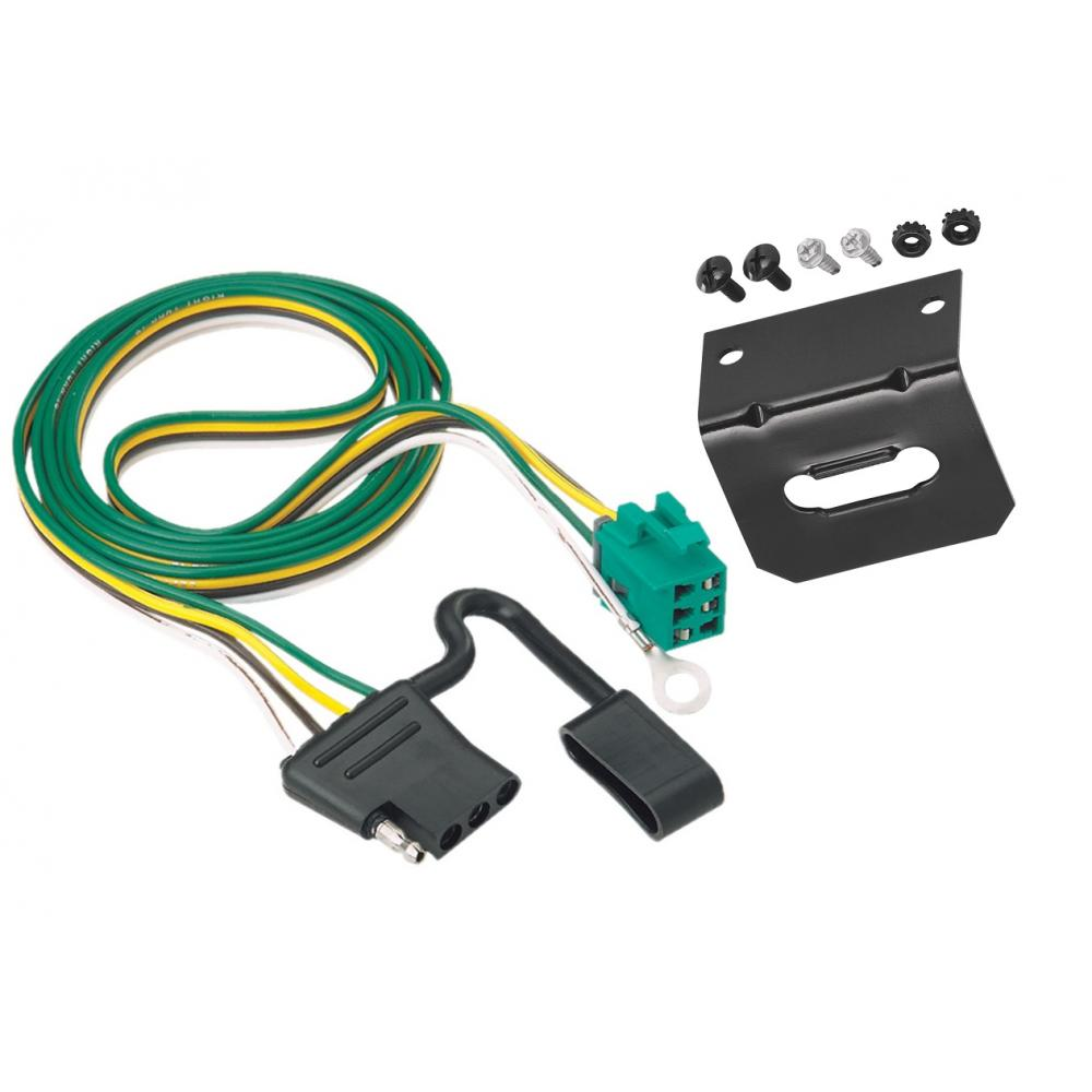 hight resolution of chevy pickup oem tow package wiring harness wiring diagram val toyota sequoia 20012002 4flat replacement oem tow package wiring