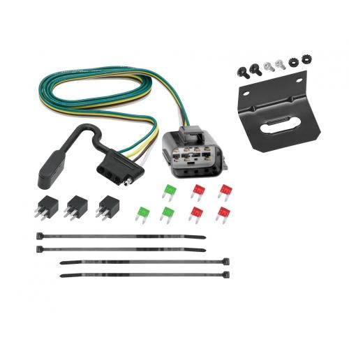 small resolution of trailer wiring and bracket for 2018 traverse limited 13 17 chevy traverse buick enclave gmc acadia