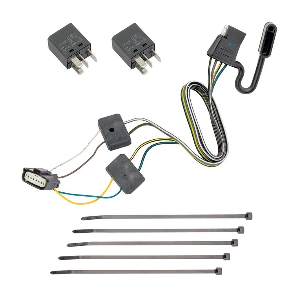 medium resolution of trailer wiring harness kit for 18 19 chevy equinox gmc terrain w trailer wiring harness for gmc terrain as well as gmc yukon wiring