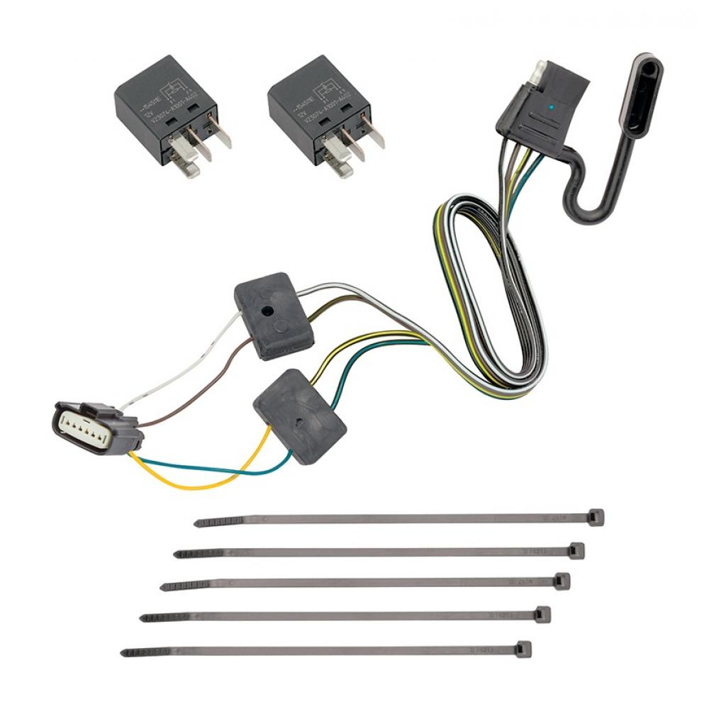 hight resolution of trailer wiring harness kit for 18 19 chevy equinox gmc terrain w trailer wiring harness for gmc terrain as well as gmc yukon wiring