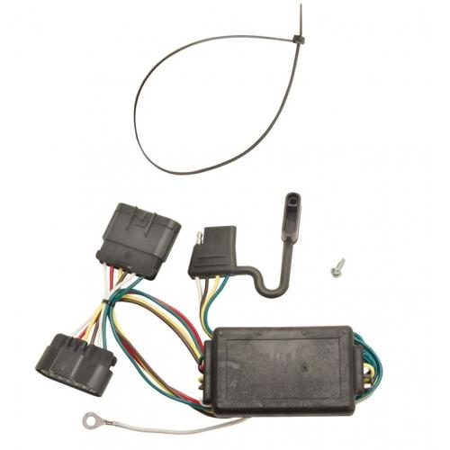 small resolution of trailer wiring harness kit for 04 12 chevy colorado gmc canyon 06 08 isuzu i 280