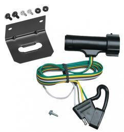 trailer wiring and bracket for 80 86 ford bronco f 150 250 350 80 83  [ 1000 x 1000 Pixel ]