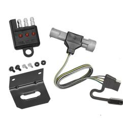 trailer wiring and bracket and light tester for 87 96 ford f 150 f 250  [ 1000 x 1000 Pixel ]