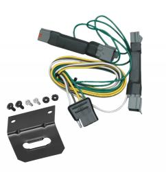 trailer wiring and bracket for 92 97 ford crown victoria mercury grand marquis 94 04 ford  [ 1000 x 1000 Pixel ]