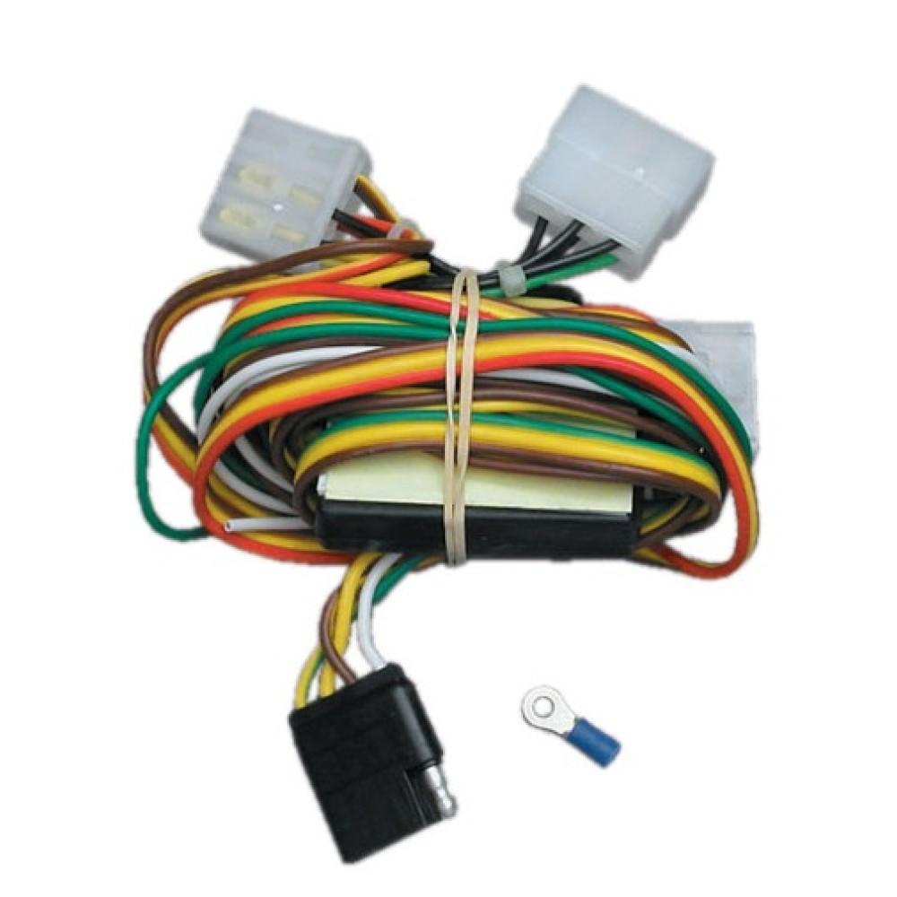 hight resolution of trailer wiring harness kit for 94 97 honda passport 92 97 isuzu rodeo all styles