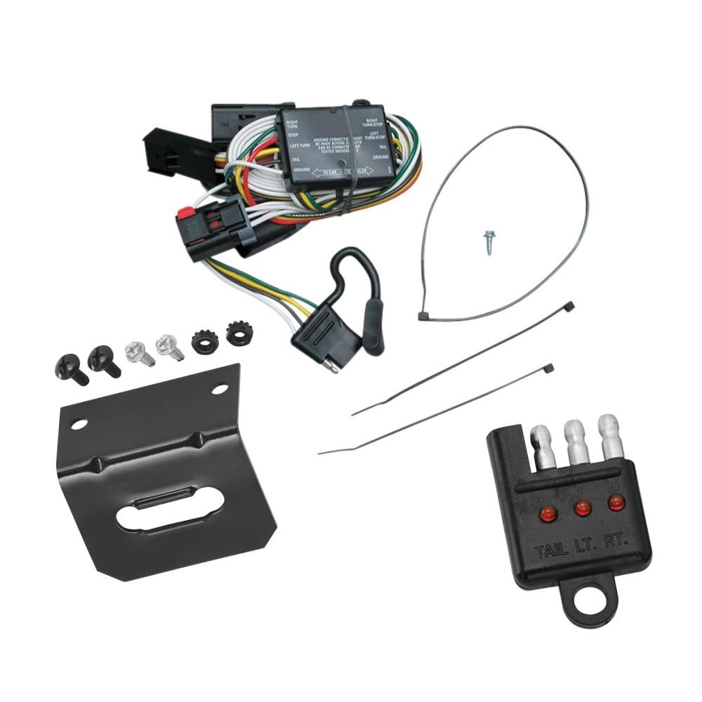 medium resolution of trailer wiring and bracket and light tester for 96 00 chrysler town chrysler voyager trailer wiring