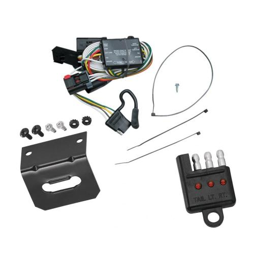 small resolution of trailer wiring and bracket and light tester for 96 00 chrysler town chrysler voyager trailer wiring