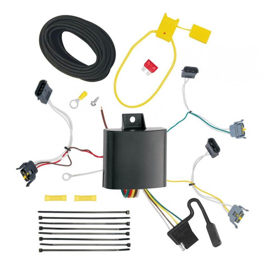 hight resolution of trailer wiring harness kit for 01 03 ford escape mazda tribute 92 94 2005 mazda tribute trailer wiring harness mazda tribute trailer wiring