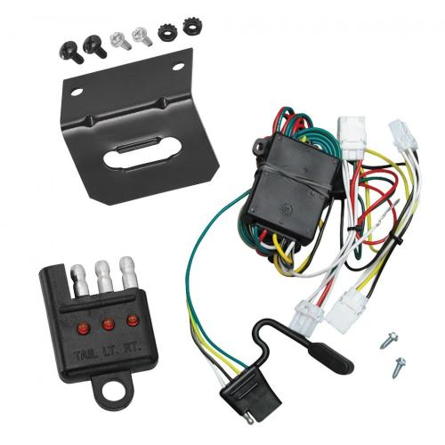 small resolution of trailer wiring and bracket and light tester for 97 03 infiniti qx4 98 01 nissan altima 96 04 pathfinder