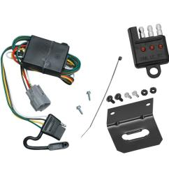 trailer wiring and bracket and light tester for 98 99 toyota land cruiser lexus lx470 all  [ 1000 x 1000 Pixel ]