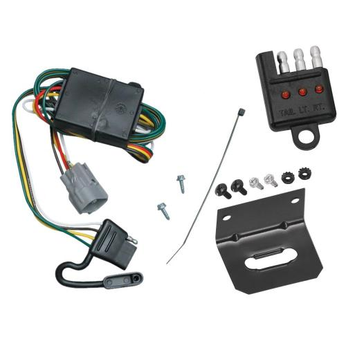 small resolution of trailer wiring and bracket and light tester for 98 99 toyota land cruiser lexus lx470 all