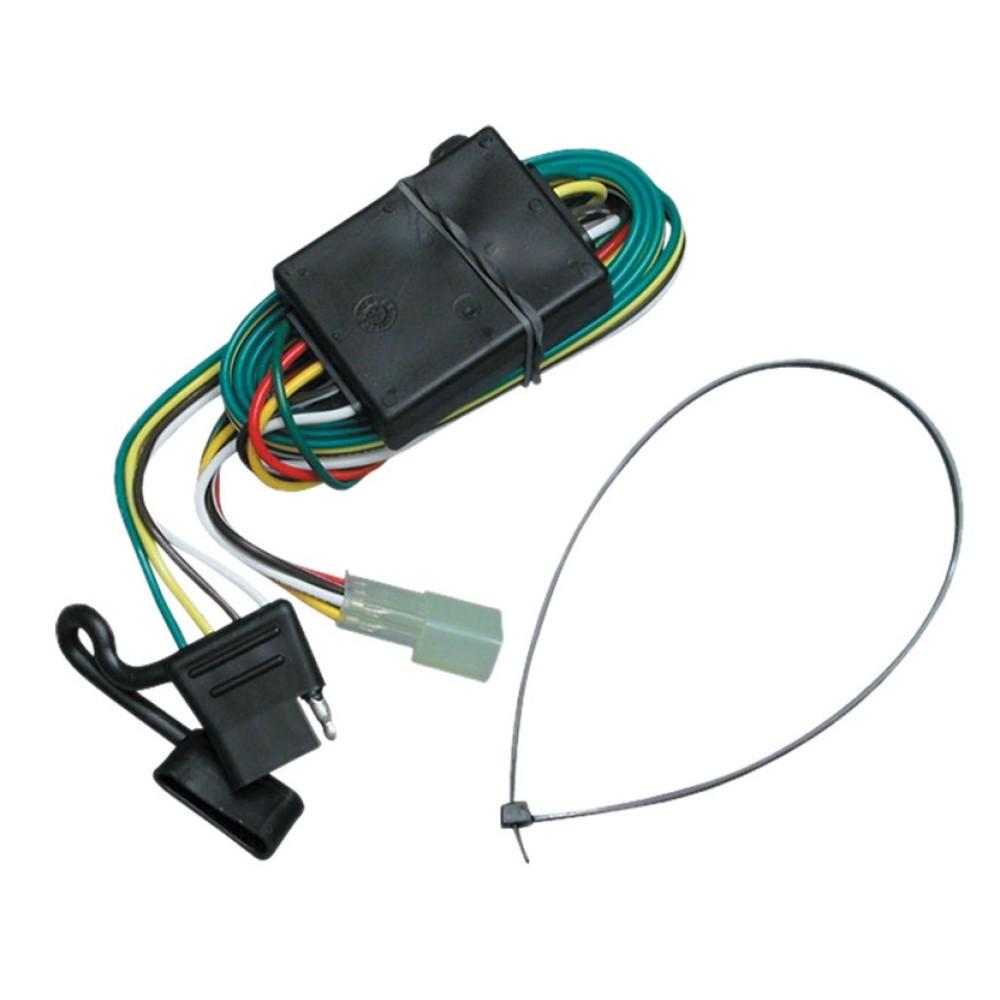 hight resolution of trailer wiring harness kit for 98 04 chevy tracker 96 97 geo tracker 99 05 suzuki grand vitara