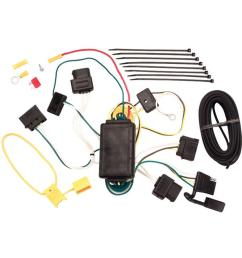 trailer wiring harness kit for 04 07 ford freestar mercury monterey all styles [ 1000 x 1000 Pixel ]