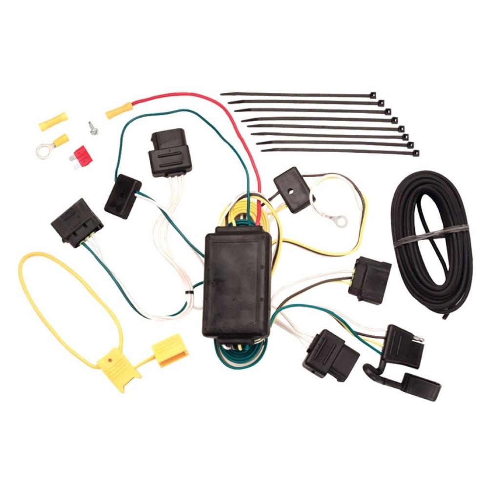 medium resolution of trailer wiring harness kit for 04 07 ford freestar mercury monterey all styles