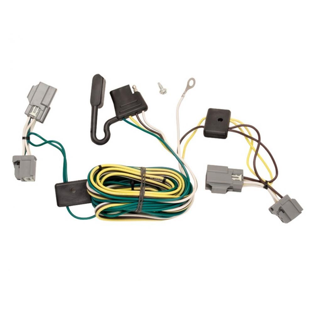 hight resolution of ford freestyle trailer wiring best wiring diagram ford freestyle 2005 2007 wiring kit harness curt mfg 55587