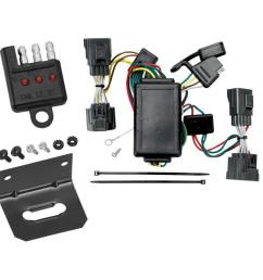 trailer wiring and bracket and light tester for 06 10 jeep commander tow ready custom fit vehicle wiring for jeep commander 2007 118408 [ 1000 x 1000 Pixel ]