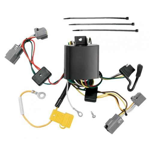 small resolution of trailer wiring harness kit for 05 14 volvo xc90 all stylesvolvo xc90 trailer wiring 19