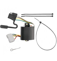 trailer wiring harness kit for 07 13 acura mdx all styles 7 way trailer wiring diagram acura mdx trailer wiring harness [ 1000 x 1000 Pixel ]