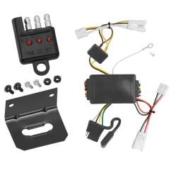 trailer wiring and bracket and light tester for 07 10 hyundai elantra 06 09 hyundai sonata  [ 1000 x 1000 Pixel ]