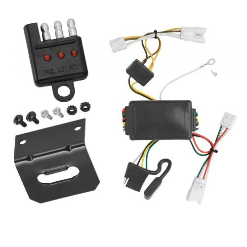 small resolution of trailer wiring and bracket and light tester for 07 10 hyundai elantra 06 09 hyundai sonata