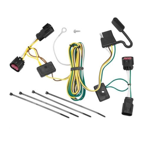 small resolution of trailer wiring harness kit for 08 12 buick enclave chevy malibu buick enclave trailer wiring harness