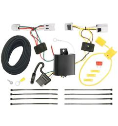 trailer wiring harness kit for 07 15 nissan altima 04 14 maxima 07 12 sentra [ 1000 x 1000 Pixel ]