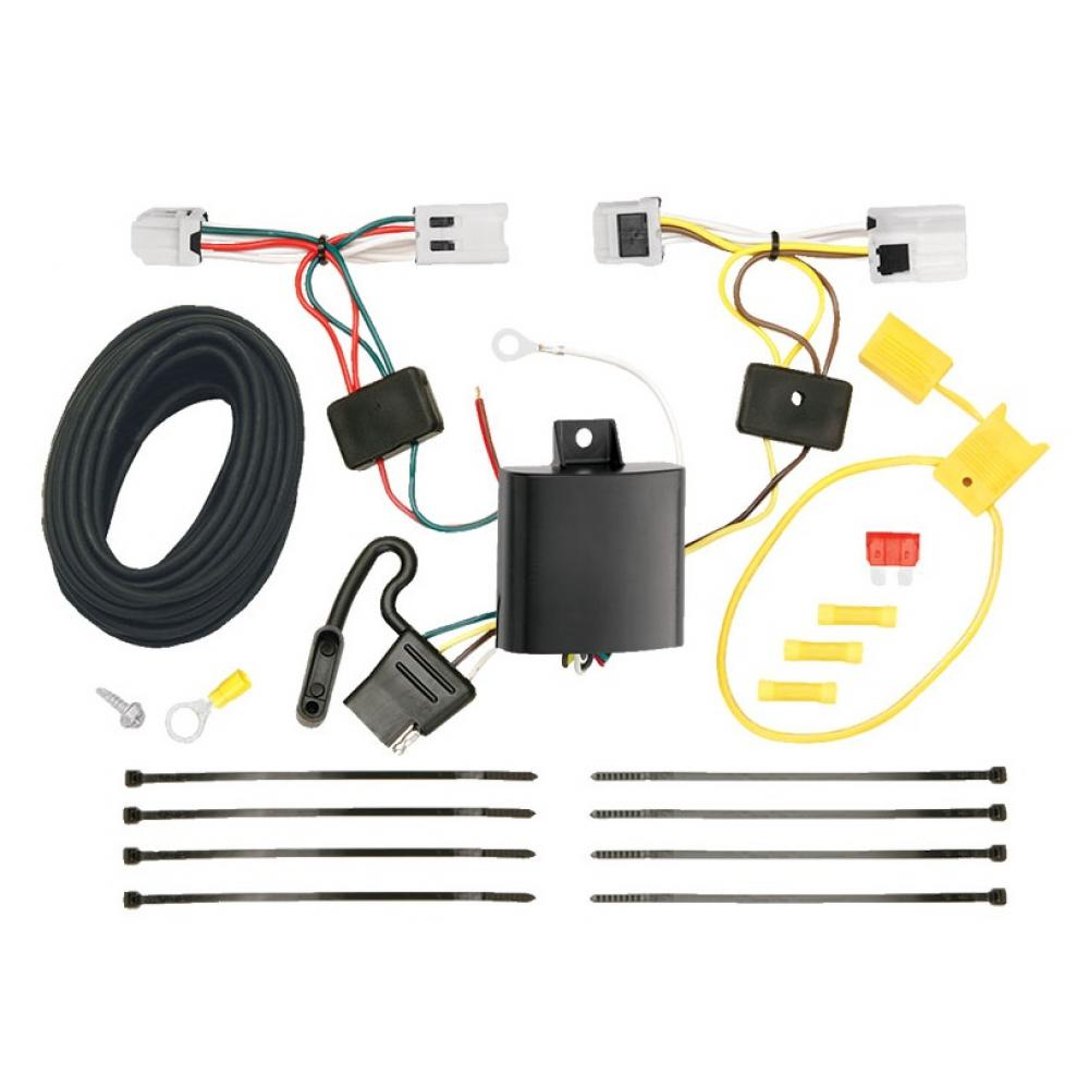 hight resolution of trailer wiring harness kit for 07 15 nissan altima 04 14 maxima 07 12 sentra