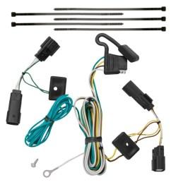 ford flex trailer wiring harnes [ 1000 x 1000 Pixel ]