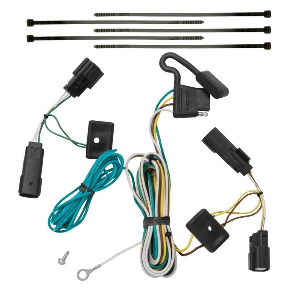 medium resolution of ford flex towing wiring harnes