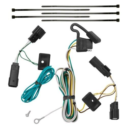 small resolution of ford flex trailer wiring harnes