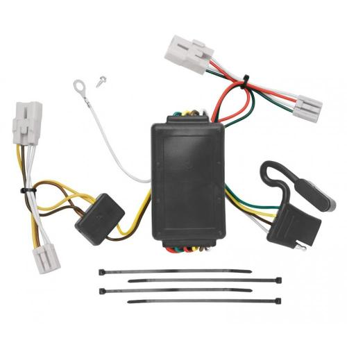 small resolution of trailer wiring harness kit for 09 12 hyundai elantra touring 5 dr 01 06 santa fe