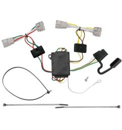 trailer wiring harness kit for 09 15 toyota tacoma 93 98 t100 08 12toyota tacoma hitch [ 1000 x 1000 Pixel ]