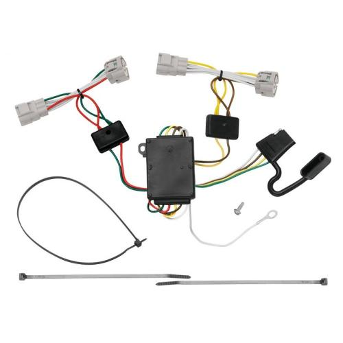 small resolution of trailer wiring harness kit for 09 15 toyota tacoma 93 98 t100 08 12toyota tacoma hitch