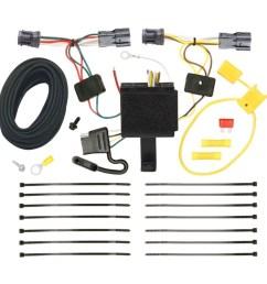 trailer wiring harness kit for 11 13 kia sorento base i4 ex i4 ex v6  [ 1000 x 1000 Pixel ]