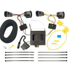 trailer wiring harness kit for 07 11 dodge nitro 08 12 jeep liberty all styles [ 1000 x 1000 Pixel ]