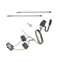 trailer wiring harness kit for 18 19 buick enclave 18 19 chevy traverse all styles [ 1000 x 1000 Pixel ]