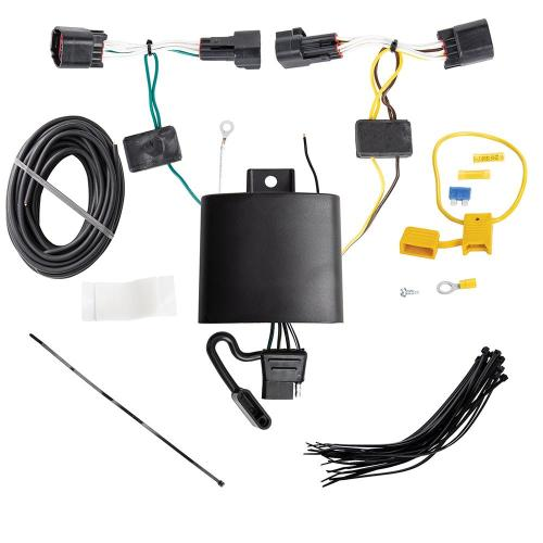 small resolution of trailer wiring harness kit for 17 19 jaguar f pace 18 19 land rover jaguar trailer wiring harness location jaguar trailer wiring harness