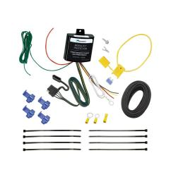91 95 saturn sc sc1 sc2 trailer wiring light kit harness kit plug splice  [ 1000 x 1000 Pixel ]