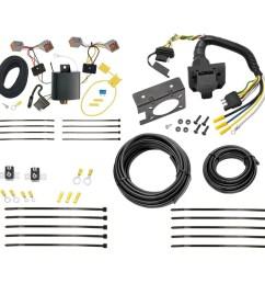 15 17 volvo v60 7 way rv trailer wiring plug prong pin brake control ready [ 1000 x 1000 Pixel ]