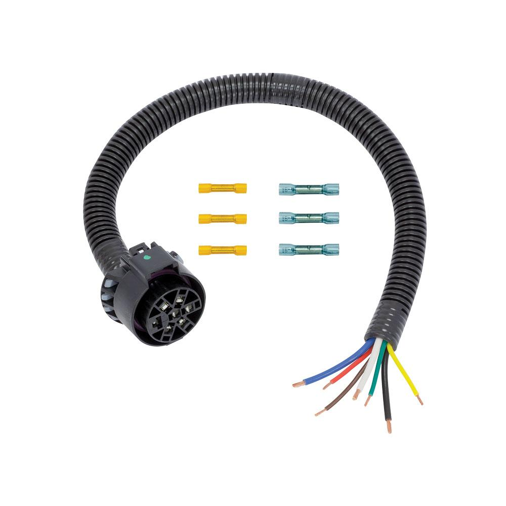 USCAR 7-Way Replacement Harness