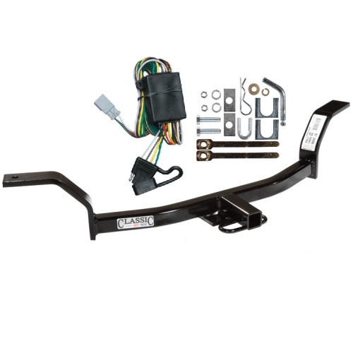 small resolution of trailer tow hitch for 94 01 acura integra trailer tow hitch w wiring kit