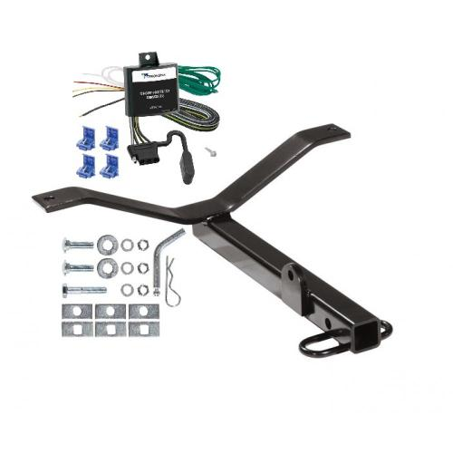 small resolution of trailer tow hitch for 02 06 acura rsx honda civic si trailer hitch tow receiver w wiring harness kit