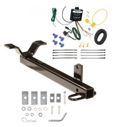 trailer tow hitch for 05 06 honda element trailer hitch tow receiver honda element wiring harness trailer hitch [ 1000 x 1000 Pixel ]