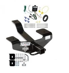 06 12 mitsubishi eclipse trailer hitch tow receiver w wiring harness kit [ 1000 x 1000 Pixel ]